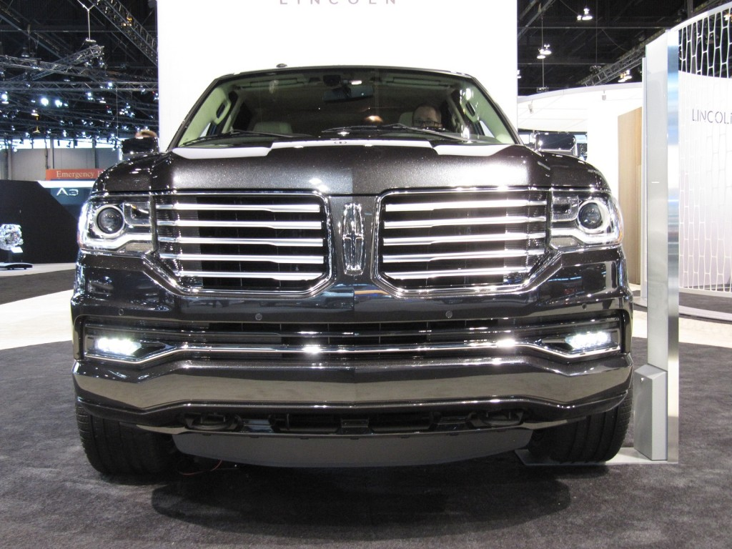 the lincoln navigator will be all new for 2017 muscle. Black Bedroom Furniture Sets. Home Design Ideas