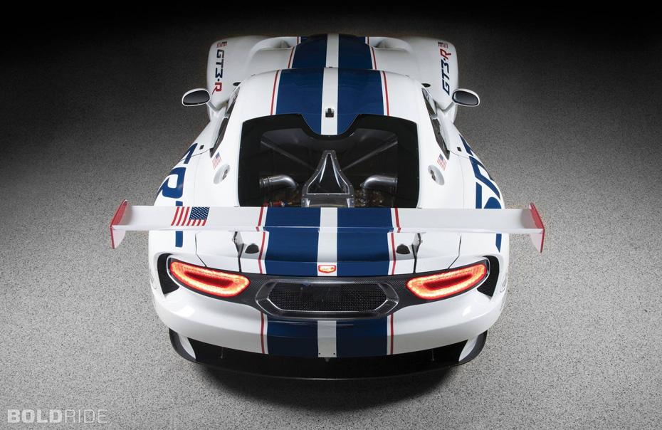 SRT-Viper-GTR-Rear