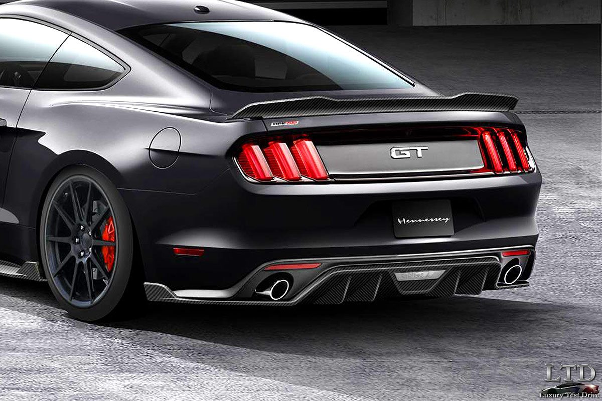 Ford mustang gt hpe700 2015 by hennessey performance