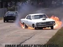 chevelle-explodes-tranny-at-backwoods-track