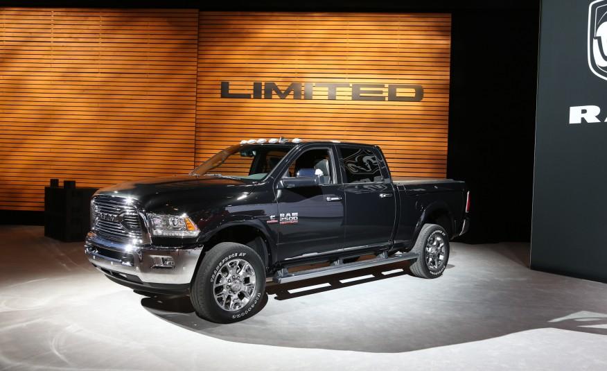 2016 Ram 2500 Hd Laramie Limited 4 203 876 535