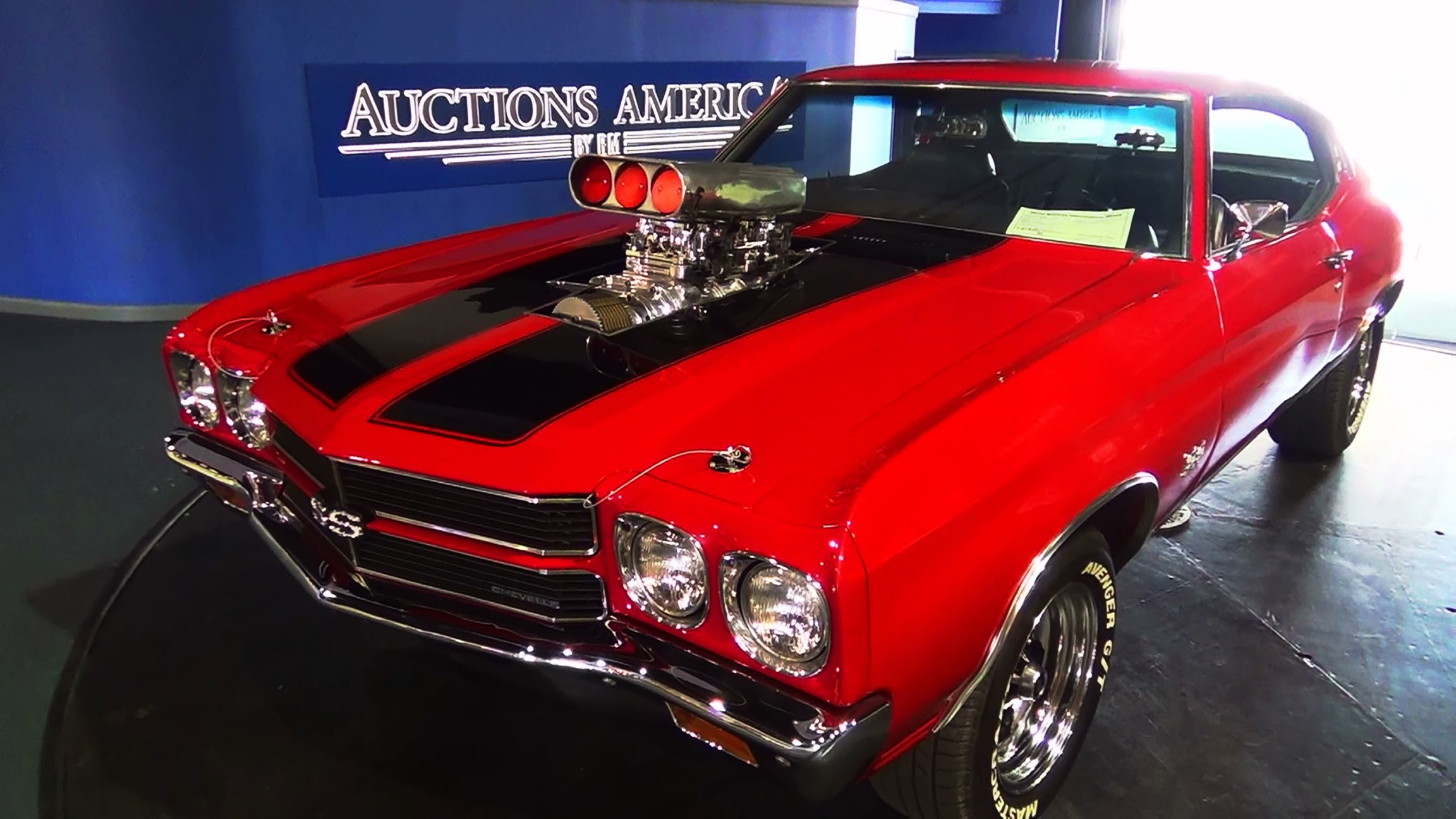 1970 Chevelle SS ScottieDTV