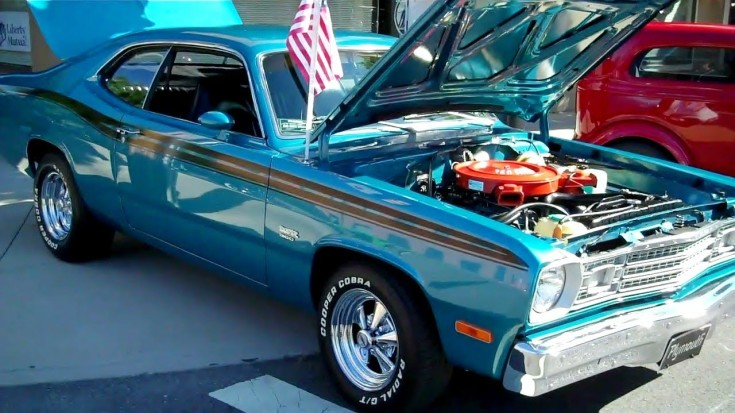 1974 Duster