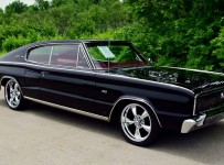 1966 Dodge Charger 426 Hemi Fastback