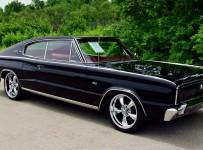 1966 Dodge Charger 426 Hemi Fastback