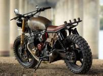 Daryl Dixon's new bike in The Walking Dead