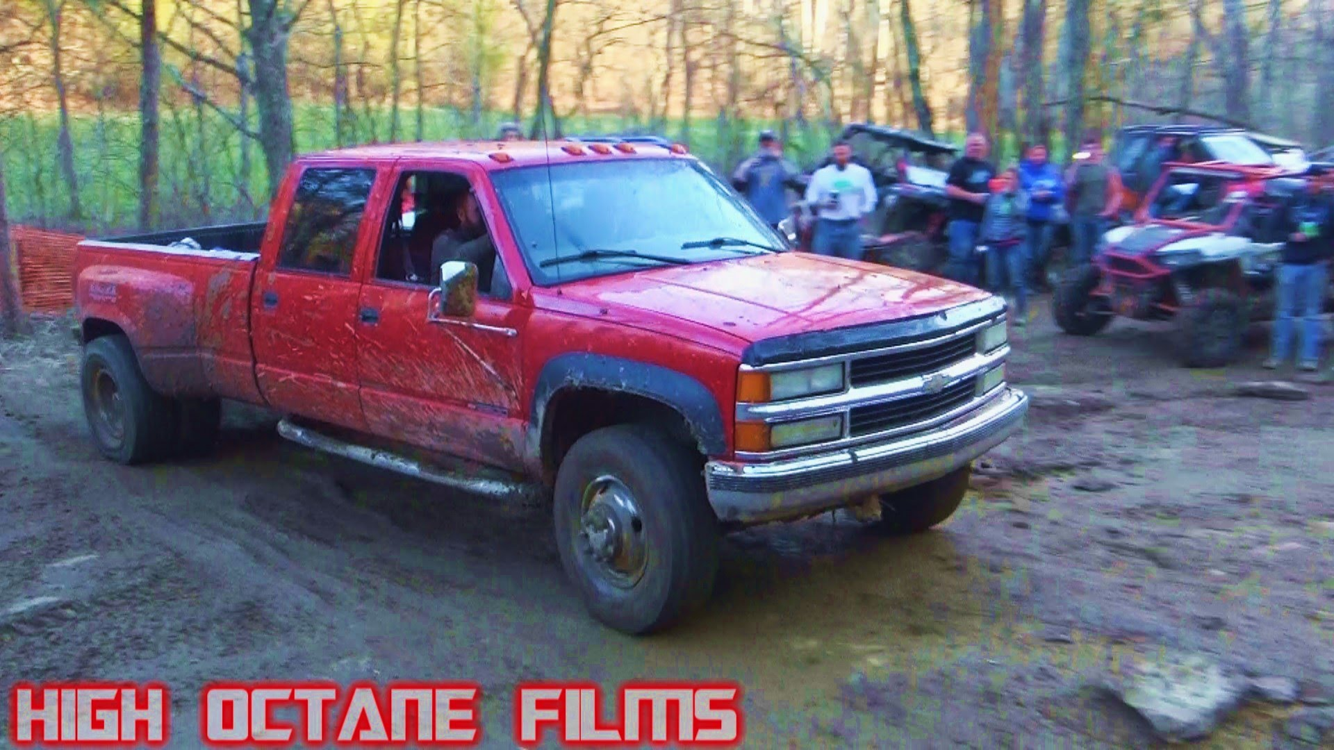 How NOT to treat your Silverado dually