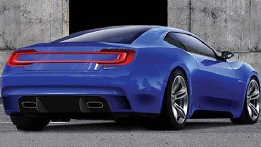 2016 Dodge Barracuda >> Meet The New 2016 Dodge Barracuda Muscle Horsepower