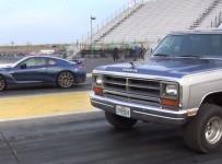 1988 Dodge Ram KILLS A 650hp GT-R