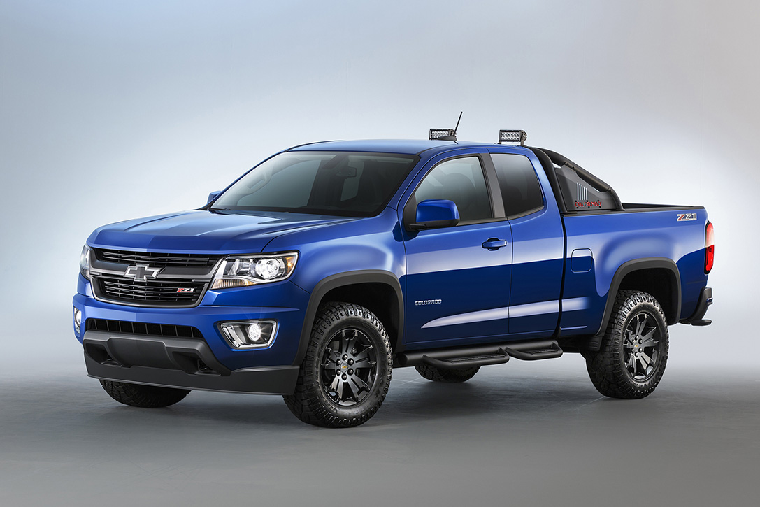 2016 chevy colorado trail boss muscle horsepower. Black Bedroom Furniture Sets. Home Design Ideas