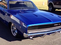 1968 Dodge Charger Powered by SRT-10 Viper!!