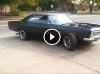 See What Happens When You Boost A '66 Cummins Impala1