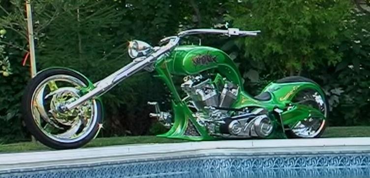 This Grim Reaper Custom Chopper Is Insane Muscle Horsepower