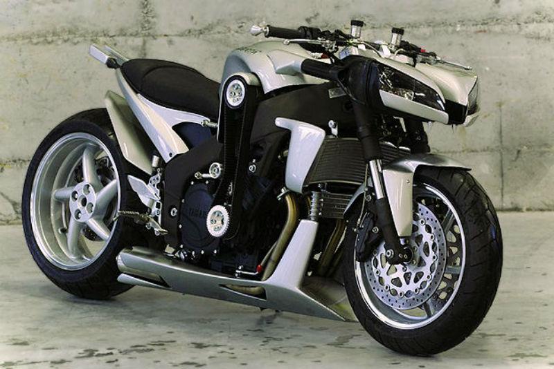Yamaha-1000-FZR-Compressor