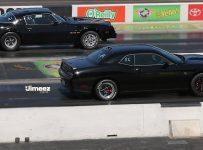 '15 Dodge Challenger Hellcat Vs '77 455 Trans Am1