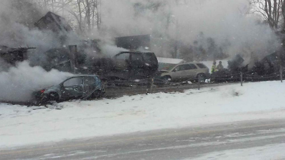 vehicles-were-left-burned-after-a-pileup-on-snowy-interstate-94-near-battle-creek-michigan-on-jan-9-2015