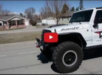 Hellcat Jeep Wrangler by Dakota Customs!