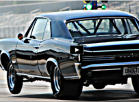 "Mean 600hp Pro Street 1966 Pontiac GTO ""1BadGTO"""