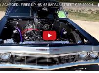 2000HP 1965 Chevrolet Impala Street Car!