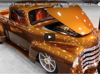 '49 Chevy 5 Window Pickup Is The Most Unique Truck You'll See