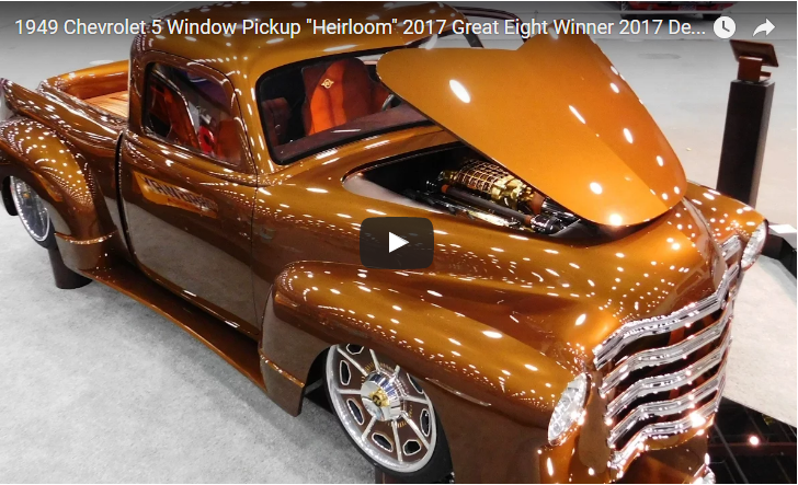 49 chevy 5 window pickup is the most unique truck you ll see muscle horsepower. Black Bedroom Furniture Sets. Home Design Ideas