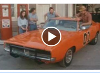 Dukes of Hazzard – This is How the General Lee Was Born!