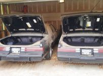 TWO BRAND NEW UNTOUCHED 1987 GRAND NATIONALS FOUND IN A GARAGE!