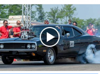 Fast And Furious' 1970 Dodge Charger R/T – Drag Race!
