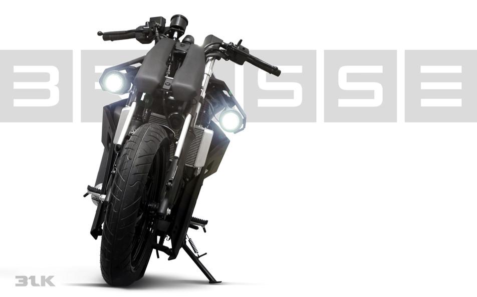 BRASSE-31BLK-Mod-Kit-for-Kawasaki-Ninja - 1