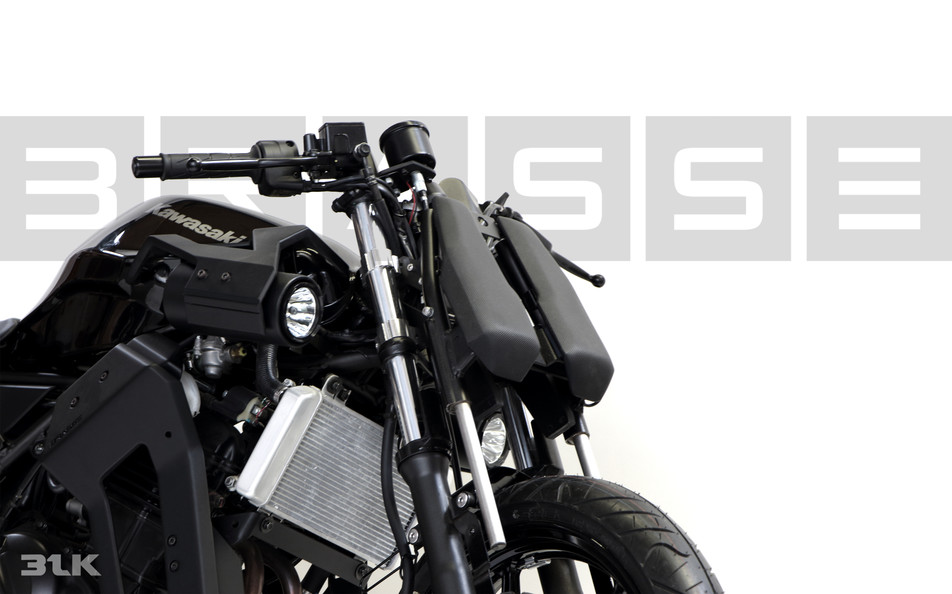 BRASSE-31BLK-Mod-Kit-for-Kawasaki-Ninja - 3
