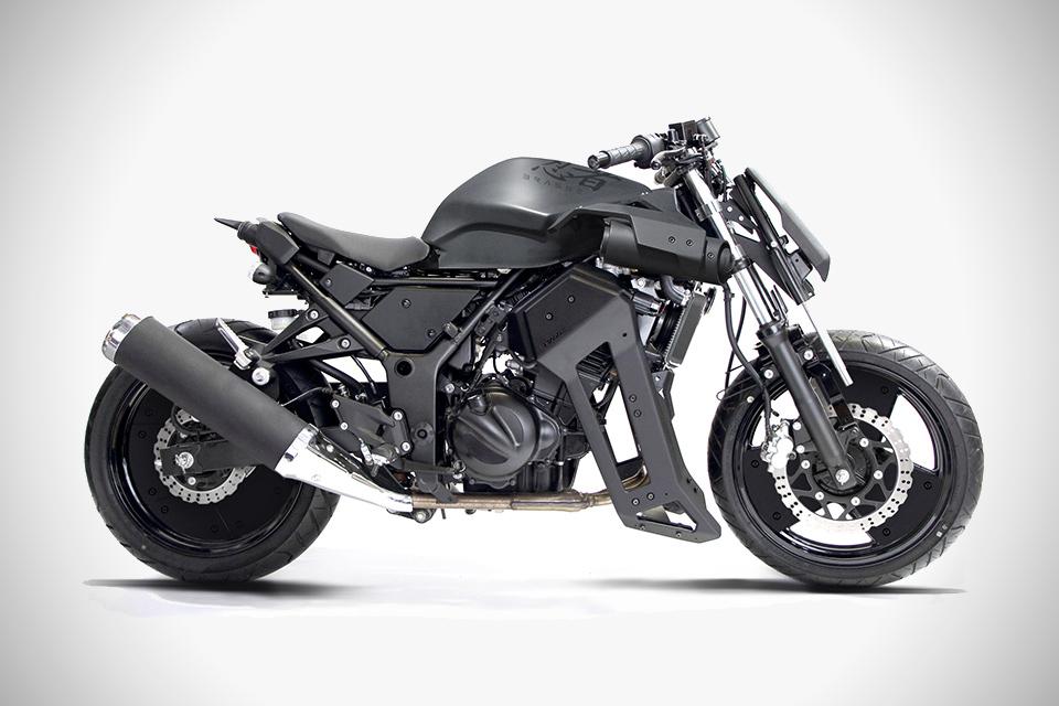 BRASSE-31BLK-Mod-Kit-for-Kawasaki-Ninja