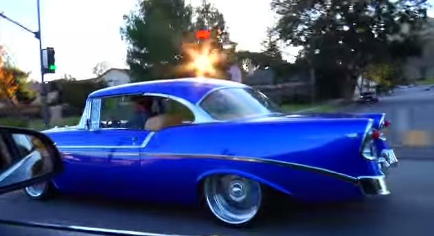1956 Chevy Bel Air 1