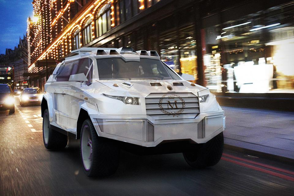 Prombron-Black-Shark-Luxury-Armored-SUV-1