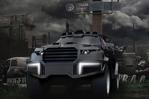 Prombron-Black-Shark-Luxury-Armored-SUV-4