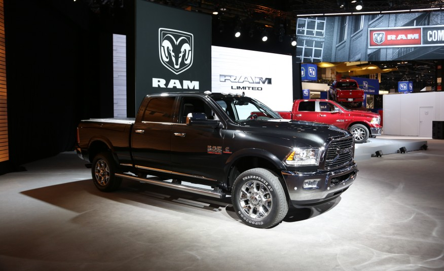 Ram Launches Super-Shiny New Laramie Limited   Muscle ...