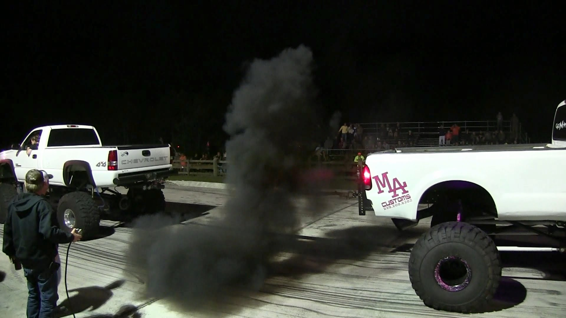 Truck Pulls – Mud Bash 2015 RYC