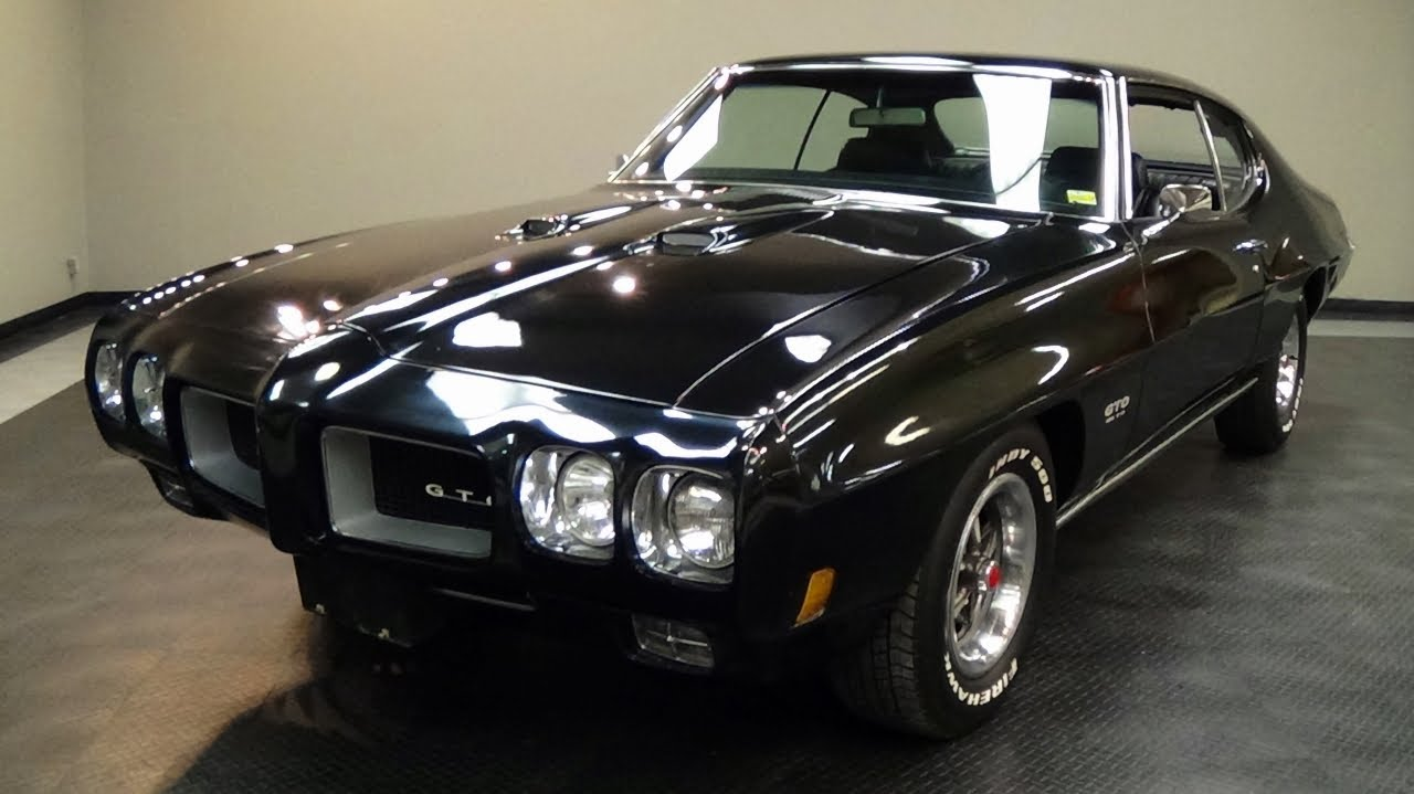 1970 pontiac gto 455 v8 muscle horsepower. Black Bedroom Furniture Sets. Home Design Ideas