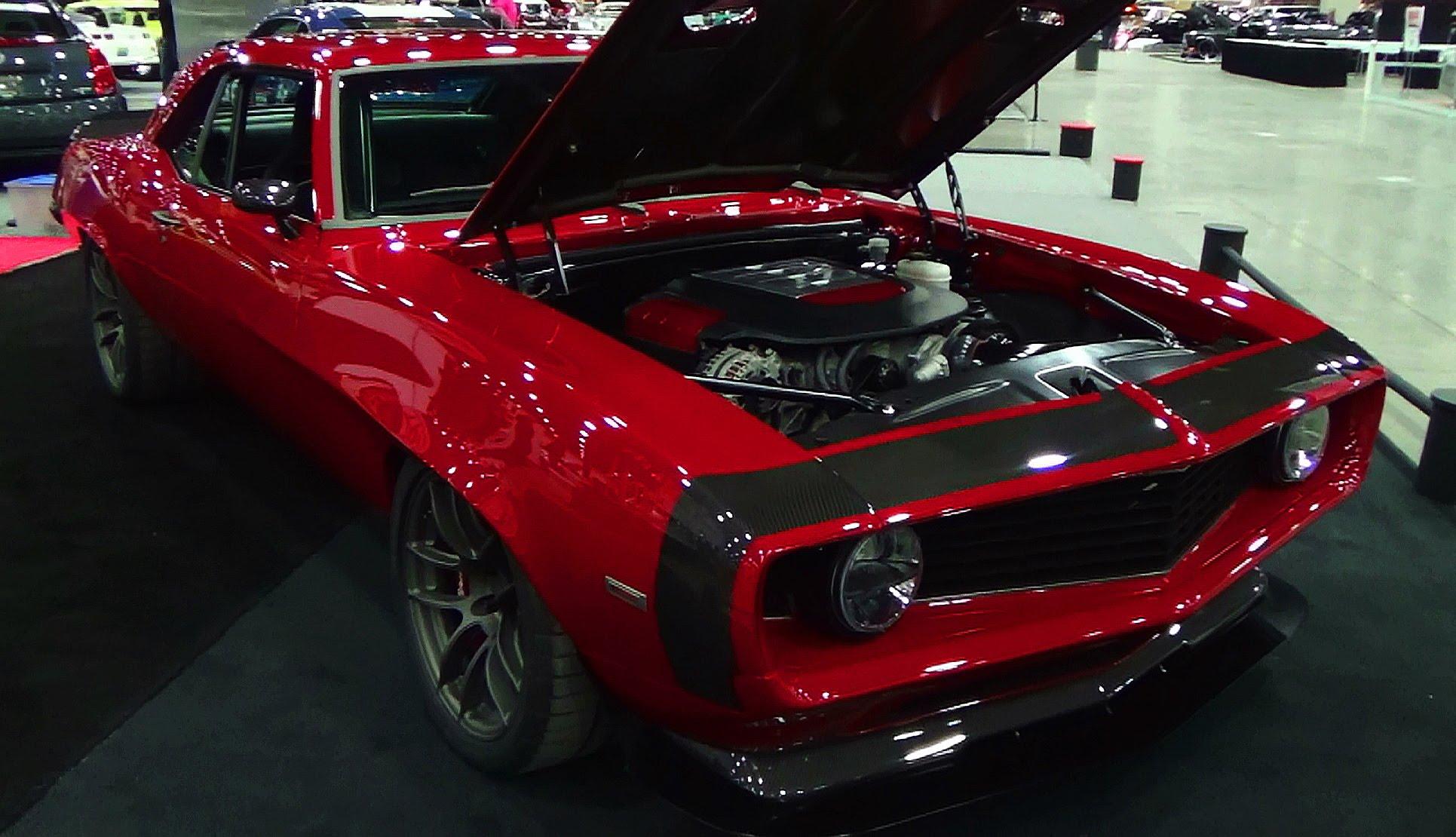 69 Camaro Hellfire Detroit Autorama 2015