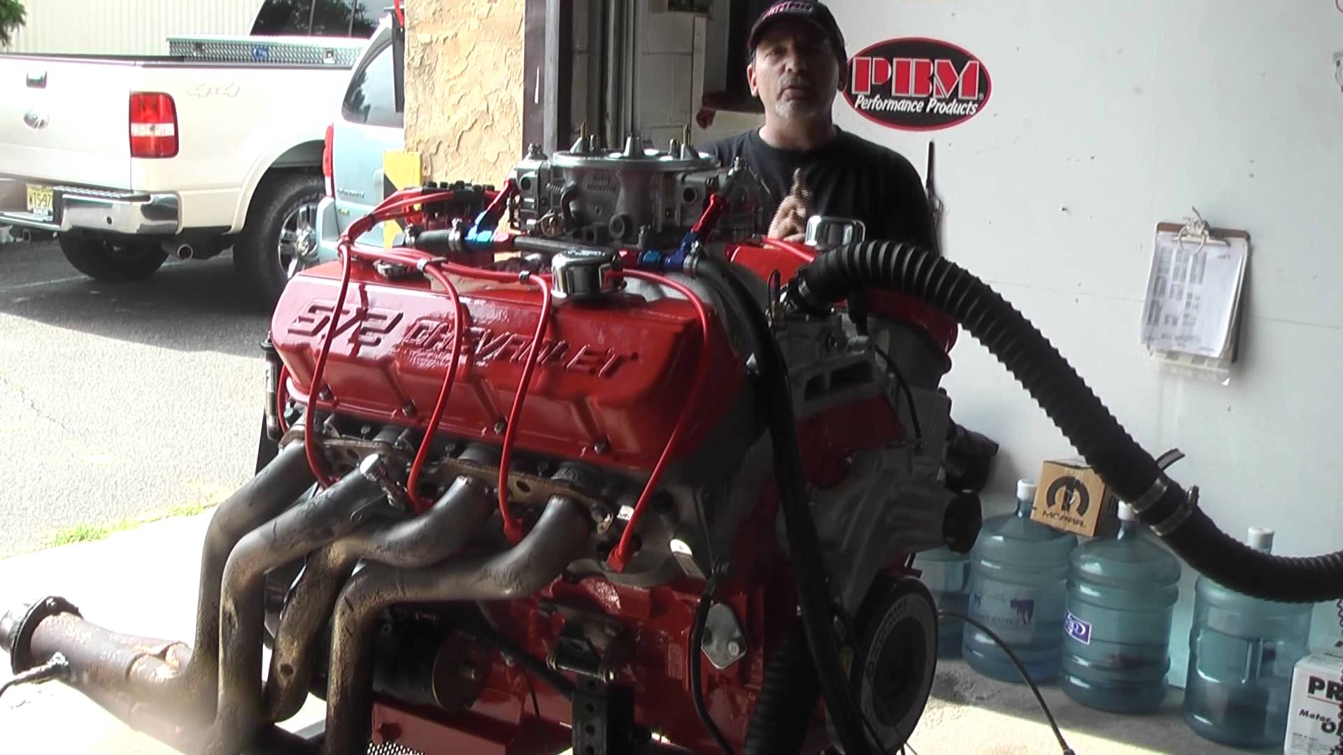 572 Cu In Streetable Big Block With 750HP
