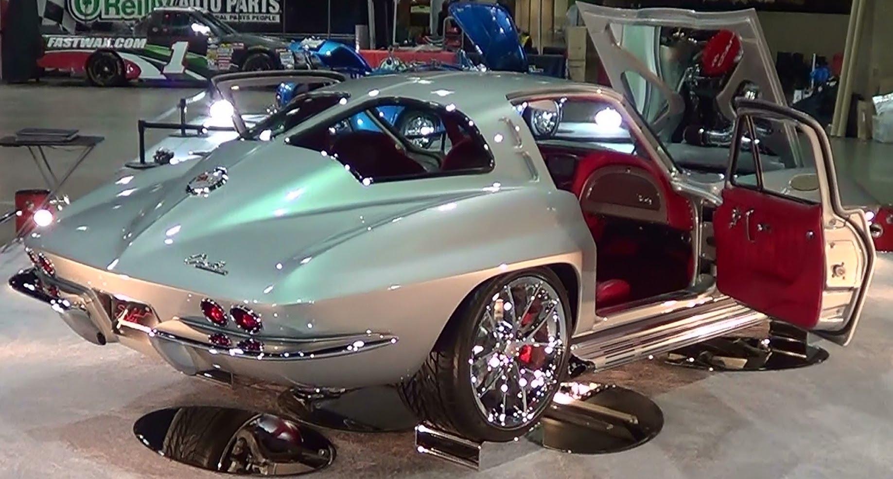 1963 Corvette Split Personality