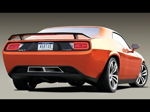 2017-Dodge-Barracuda-Rear